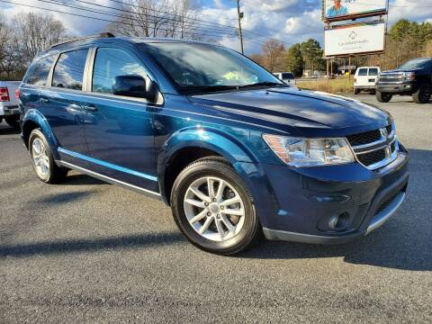 2014 Dodge Journey for sale at Brown's Used Auto in Belmont NC