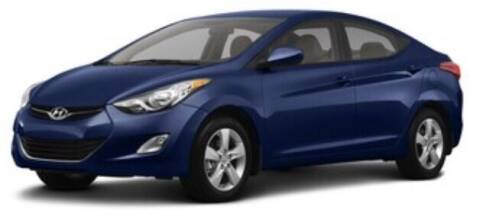 2013 Hyundai Elantra for sale at CARZ in San Diego CA