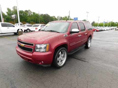 2007 Chevrolet Suburban for sale at Paniagua Auto Mall in Dalton GA