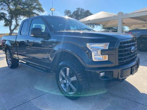 2015 Ford F-150 for sale at Thornhill Motor Company in Hudson Oaks, TX