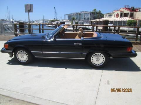 1988 Mercedes-Benz 560-Class for sale at Elite Dealer Sales in Costa Mesa CA