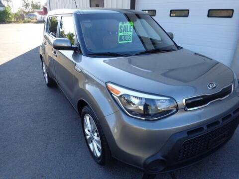 2015 Kia Soul for sale at BETTER BUYS AUTO INC in East Windsor CT
