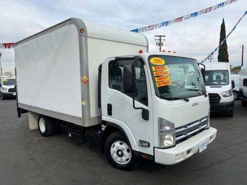 2014 Isuzu NPR-HD for sale at Auto Wholesale Company in Santa Ana CA