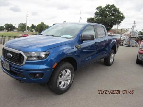 2020 Ford Ranger for sale at Bitner Motors in Pittsburg KS
