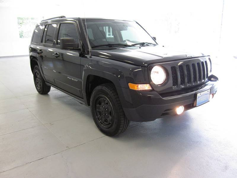 2016 Jeep Patriot for sale at Brick Street Motors in Adel IA