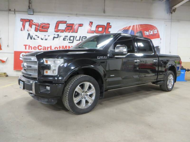 2015 Ford F-150 for sale at The Car Lot in New Prague MN