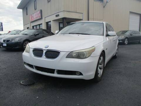2007 BMW 5 Series for sale at Premium Auto Collection in Chesapeake VA