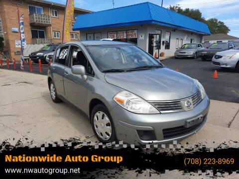 2008 Nissan Versa for sale at Nationwide Auto Group in Melrose Park IL