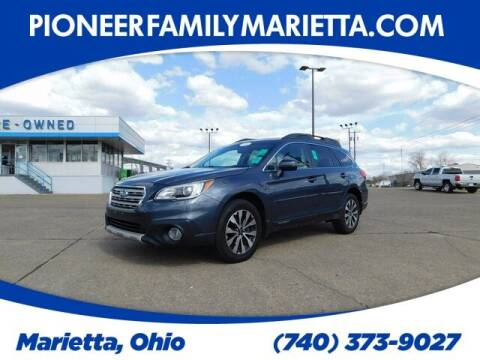 2016 Subaru Outback for sale at Pioneer Family preowned autos in Williamstown WV