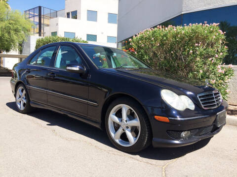 2005 Mercedes-Benz C-Class for sale at Nevada Credit Save in Las Vegas NV