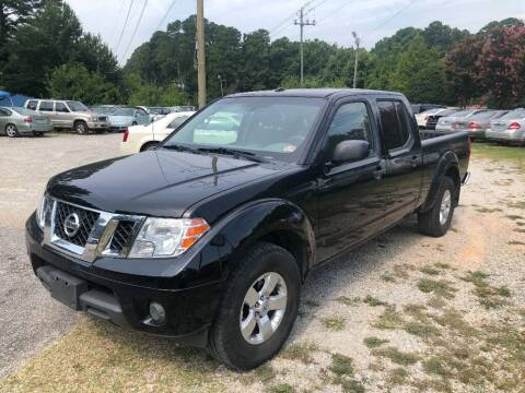 2012 Nissan Frontier for sale at Deme Motors in Raleigh NC