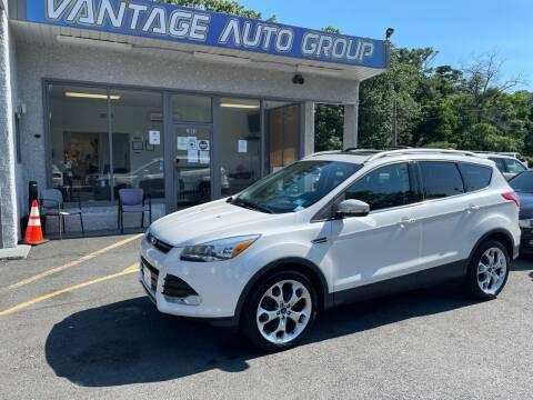 2015 Ford Escape for sale at Vantage Auto Group in Brick NJ