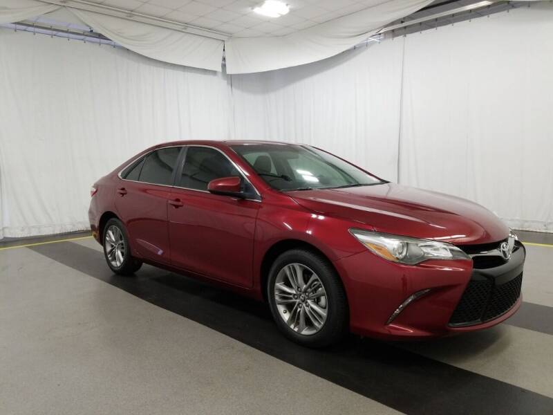2017 Toyota Camry for sale at County Line Car Sales Inc. in Delco NC