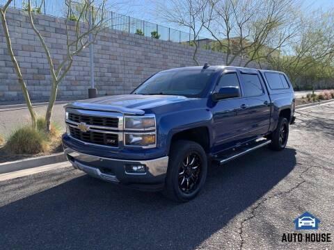 2015 Chevrolet Silverado 1500 for sale at AUTO HOUSE TEMPE in Tempe AZ