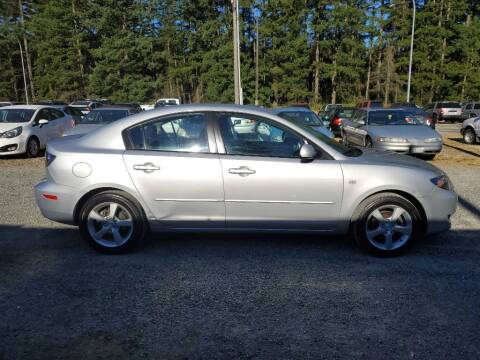 2006 Mazda MAZDA3 for sale at WILSON MOTORS in Spanaway WA
