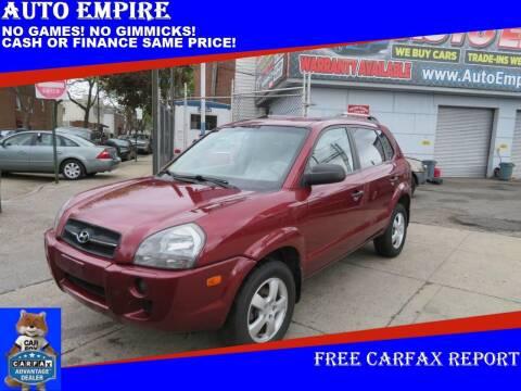 2007 Hyundai Tucson for sale at Auto Empire in Brooklyn NY