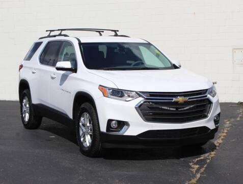 2020 Chevrolet Traverse for sale at Ed Koehn Chevrolet in Rockford MI