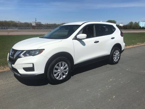 2017 Nissan Rogue for sale at Whi-Con Auto Brokers in Shakopee MN