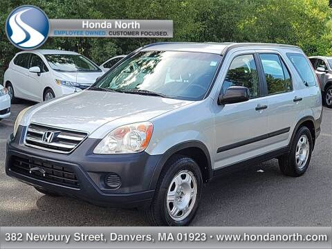 2005 Honda CR-V for sale at 1 North Preowned in Danvers MA