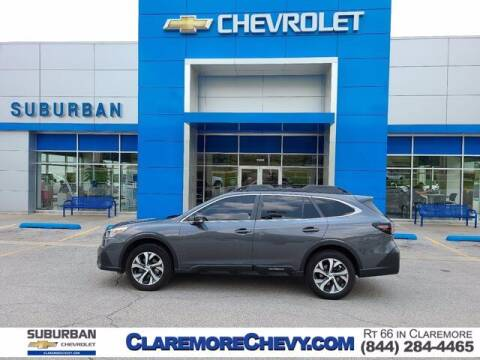 2020 Subaru Outback for sale at Suburban Chevrolet in Claremore OK