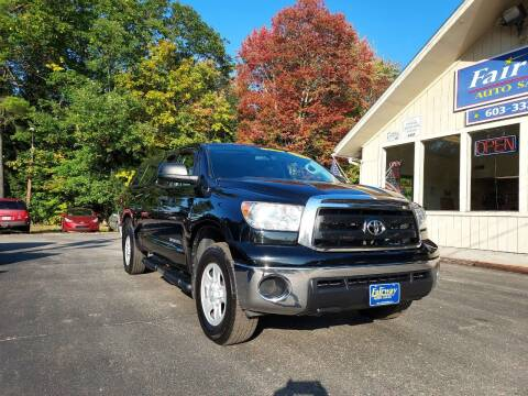 2010 Toyota Tundra for sale at Fairway Auto Sales in Rochester NH