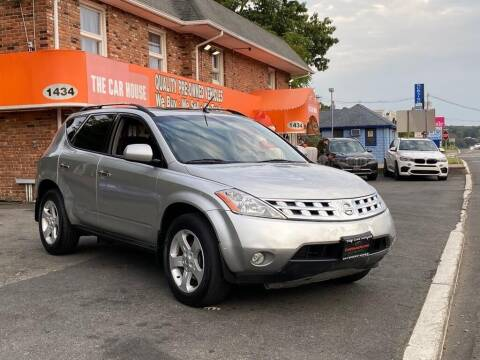2003 Nissan Murano for sale at Bloomingdale Auto Group - The Car House in Butler NJ