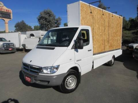 2005 Dodge Sprinter Cab Chassis for sale at Norco Truck Center in Norco CA