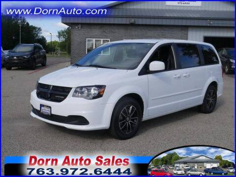 2016 Dodge Grand Caravan for sale at Jim Dorn Auto Sales in Delano MN