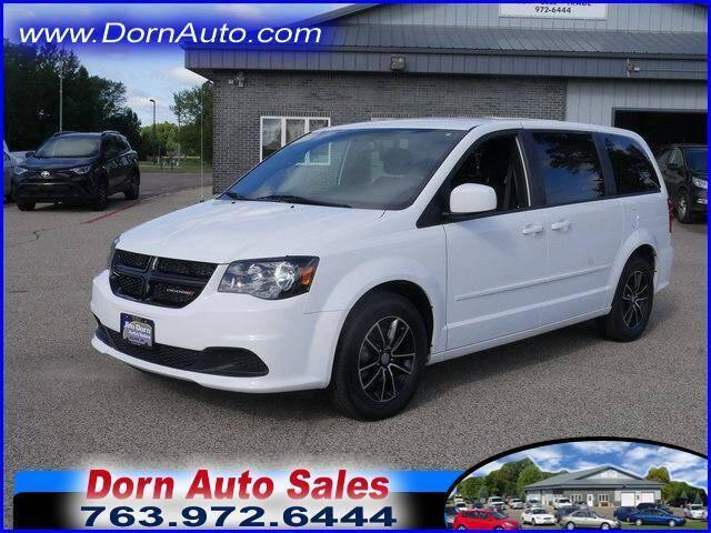 2016 Dodge Grand Caravan for sale at Jim Dorn Auto Sales in Delano MN