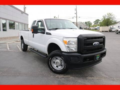 2012 Ford F-250 Super Duty for sale at AUTO POINT USED CARS in Rosedale MD