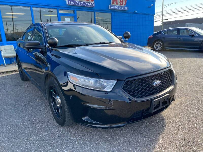 2014 Ford Taurus for sale at M-97 Auto Dealer in Roseville MI