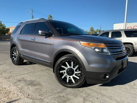 2013 Ford Explorer for sale at Boktor Motors in Las Vegas NV