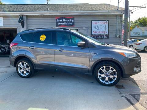 2013 Ford Escape for sale at Grey Horse Motors in Hamilton OH