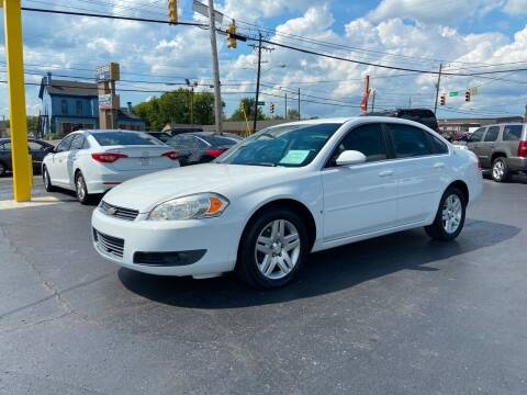 2006 Chevrolet Impala for sale at Rucker's Auto Sales Inc. in Nashville TN