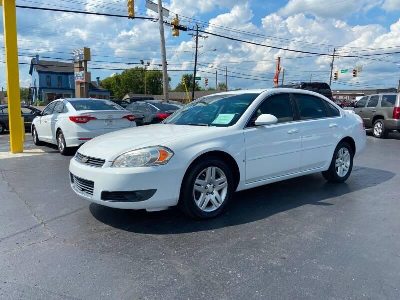2006 Chevrolet Impala for sale at Rucker's Auto Sales Inc. in Nashville TN