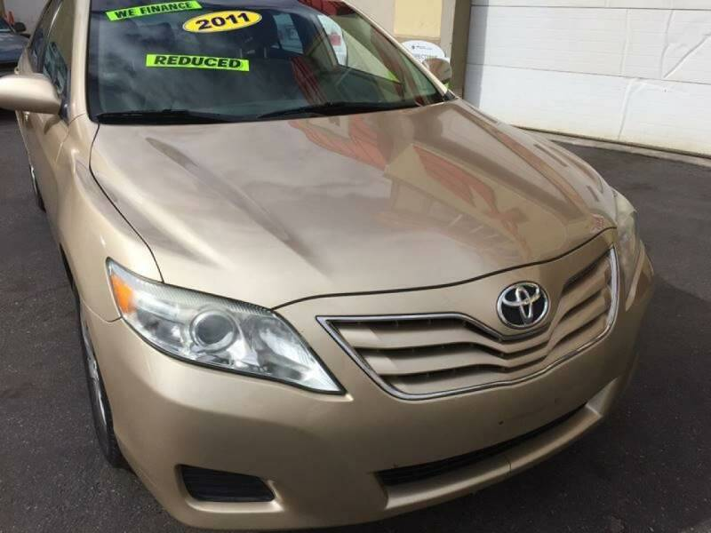 2011 Toyota Camry for sale at Xpress Auto Sales & Service in Atlantic City NJ
