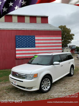 "2010 Ford Flex for sale at MIDWESTERN AUTO SALES        ""The Used Car Center"" in Middletown OH"