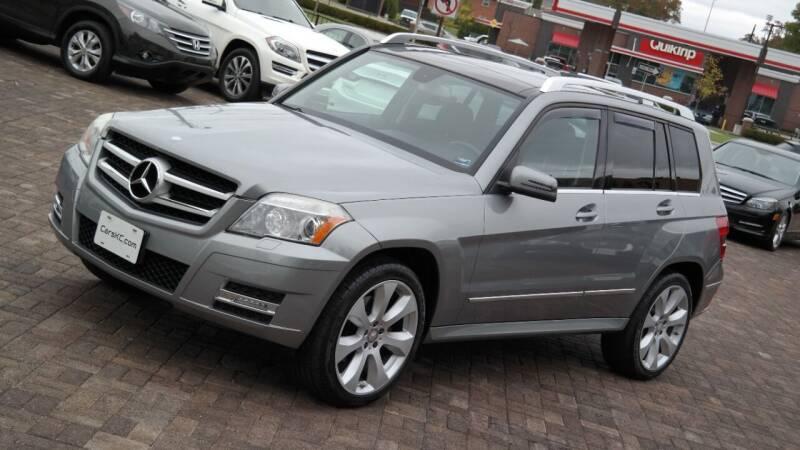 2011 Mercedes-Benz GLK for sale at Cars-KC LLC in Overland Park KS