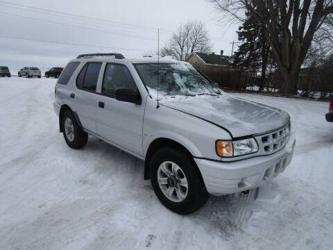 2000 Isuzu Rodeo for sale at Dunlap Motors in Dunlap IL