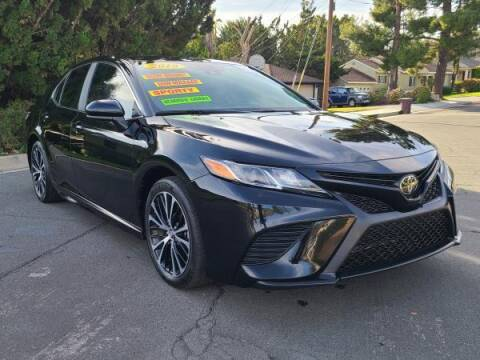 2019 Toyota Camry for sale at CAR CITY SALES in La Crescenta CA