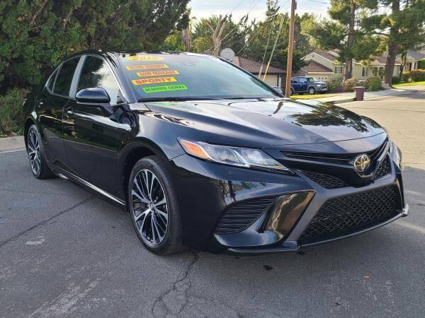 2019 Toyota Camry for sale at CAR CITY SALES in La Crescenta CA