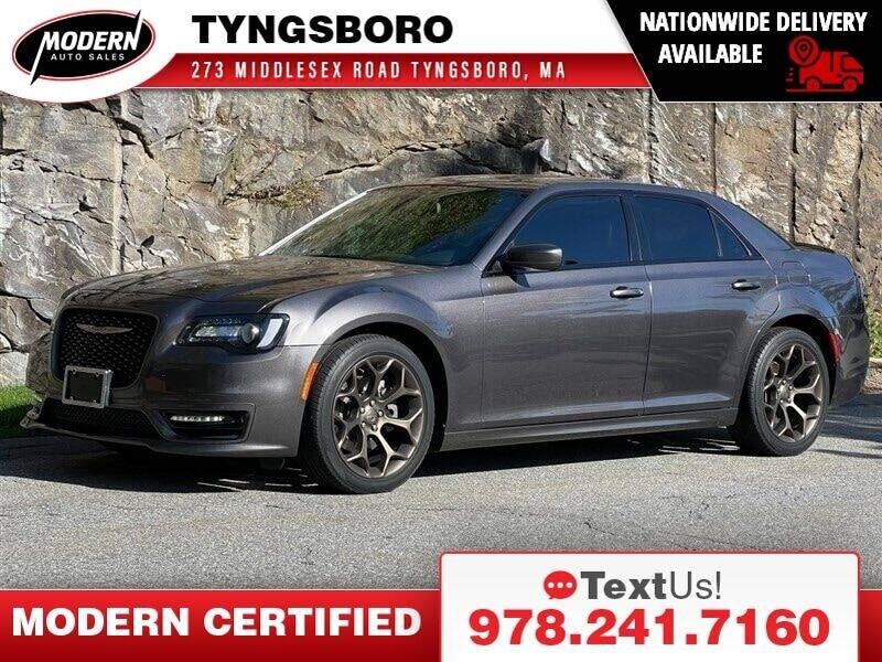 2017 Chrysler 300 for sale at Modern Auto Sales in Tyngsboro MA