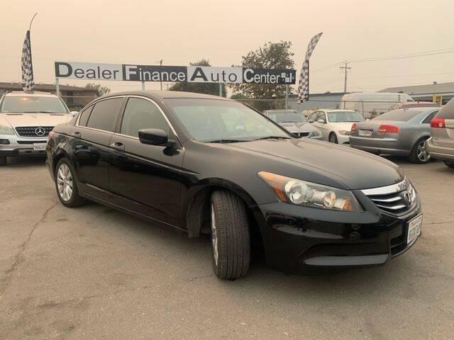 2011 Honda Accord for sale at Dealer Finance Auto Center LLC in Sacramento CA