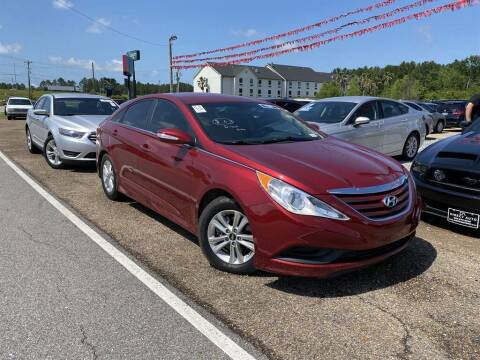 2014 Hyundai Sonata for sale at Direct Auto in D'Iberville MS