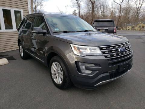 2017 Ford Explorer for sale at KLC AUTO SALES in Agawam MA