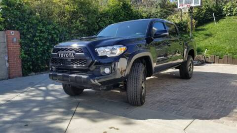 2020 Toyota Tacoma for sale at Best Quality Auto Sales in Sun Valley CA