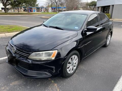 2011 Volkswagen Jetta for sale at Silver Auto Partners in San Antonio TX