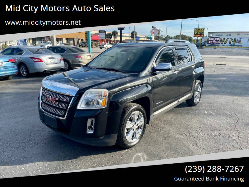 2014 GMC Terrain for sale at Mid City Motors Auto Sales in Fort Myers FL