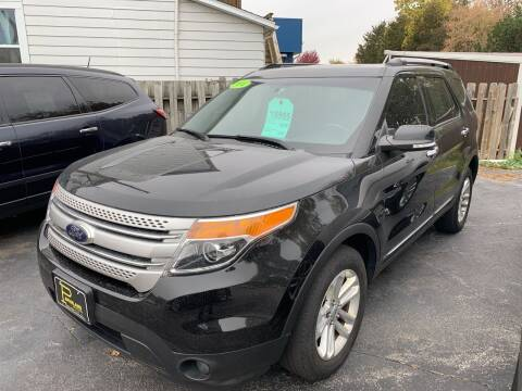 2014 Ford Explorer for sale at PAPERLAND MOTORS in Green Bay WI
