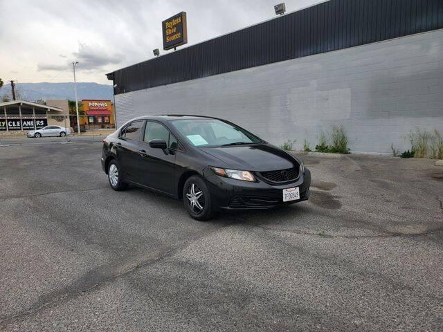 2014 Honda Civic for sale at Silver Star Auto in San Bernardino CA
